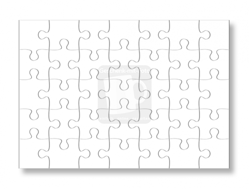 puzzle selber machen
