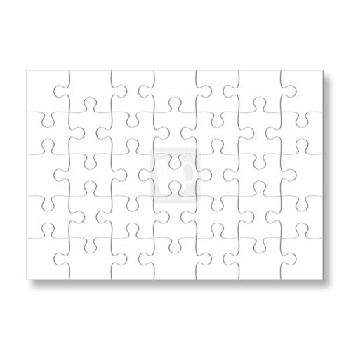 35 Teile Puzzle mit Foto