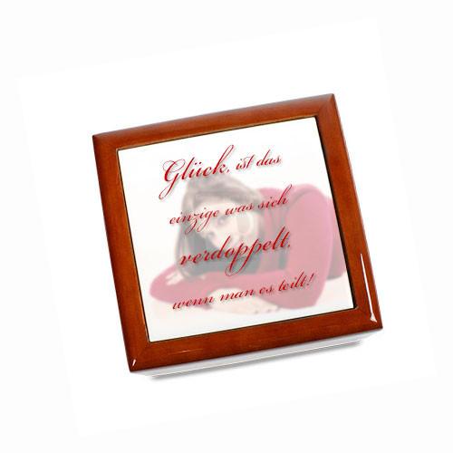 Geschenkkästchen bedrucken - 14x14 cm