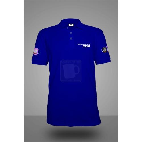 Polo-Hemd bedrucken